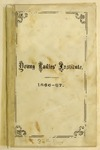 Sixth Annual Catalogue of the Young Ladies' Institute 1866-1867